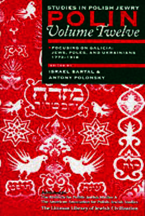 Polin: Studies in Polish Jewry Volume 12