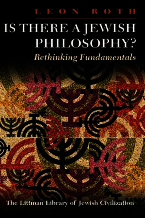 Is There a Jewish Philosophy?
