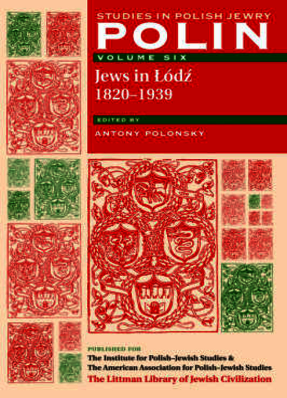 Polin: Studies in Polish Jewry Volume 6