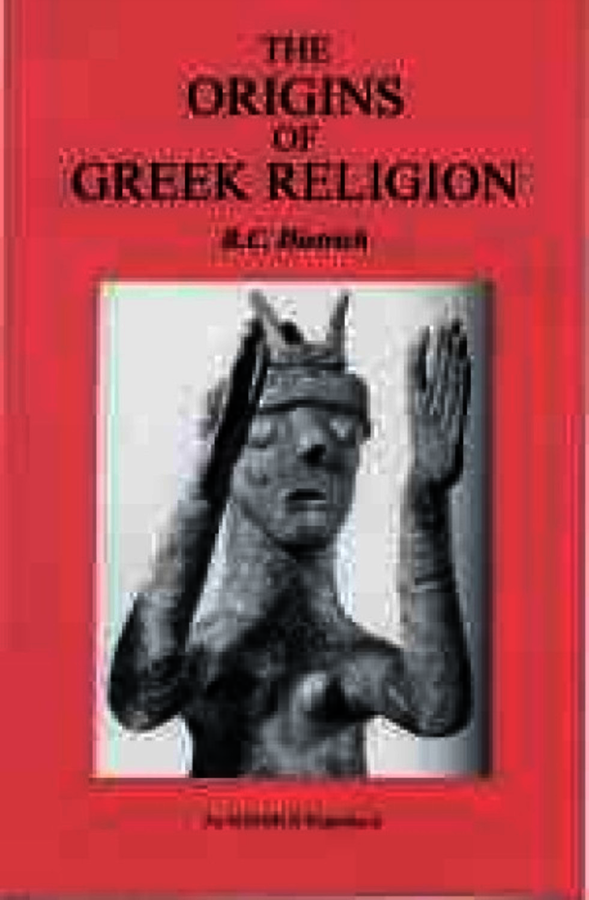 The Origins of Greek Religion