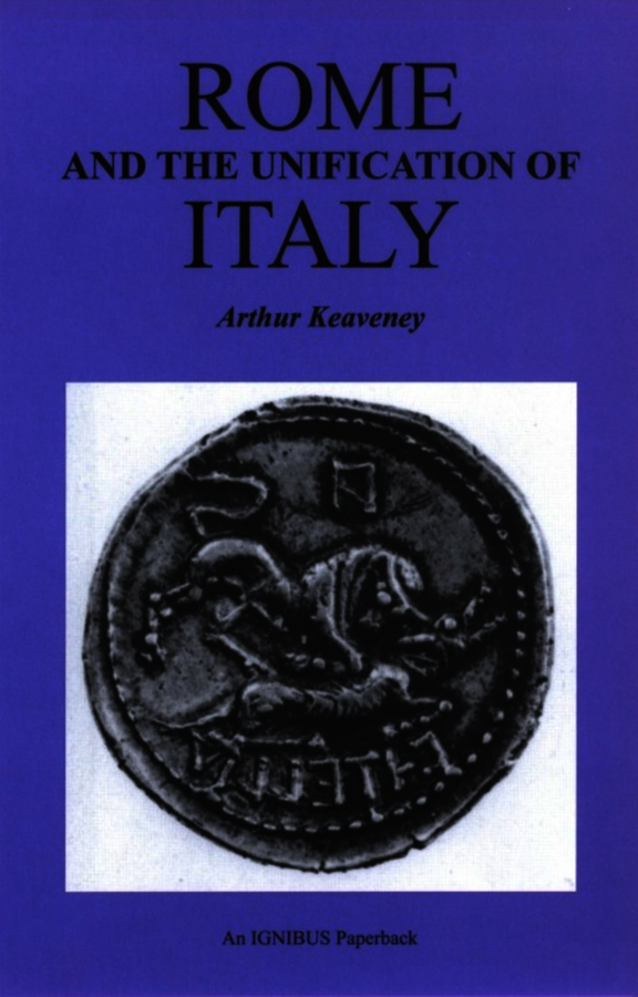 Rome and the Unification of Italy