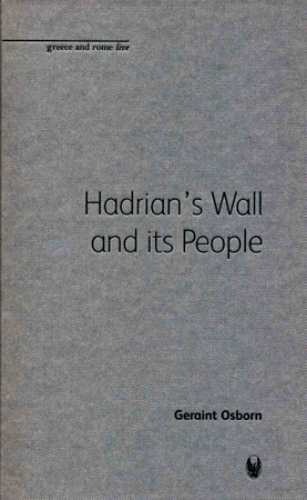 Hadrian's Wall and its People