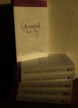Conington's Virgil: Set of Six Volumes