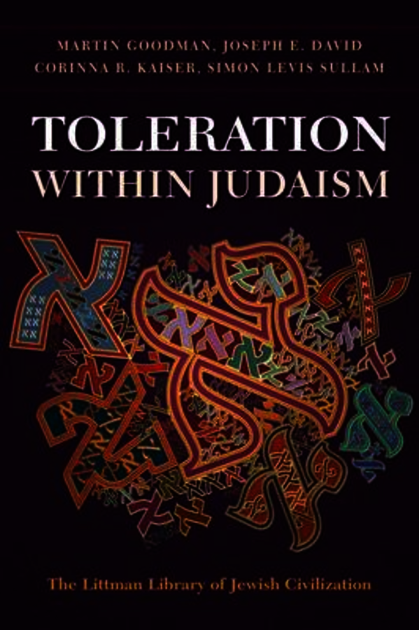 Toleration within Judaism