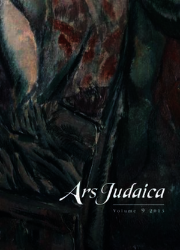 Ars Judaica: The Bar-Ilan Journal of Jewish Art, Volume 9