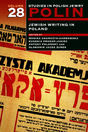 Polin: Studies in Polish Jewry Volume 28