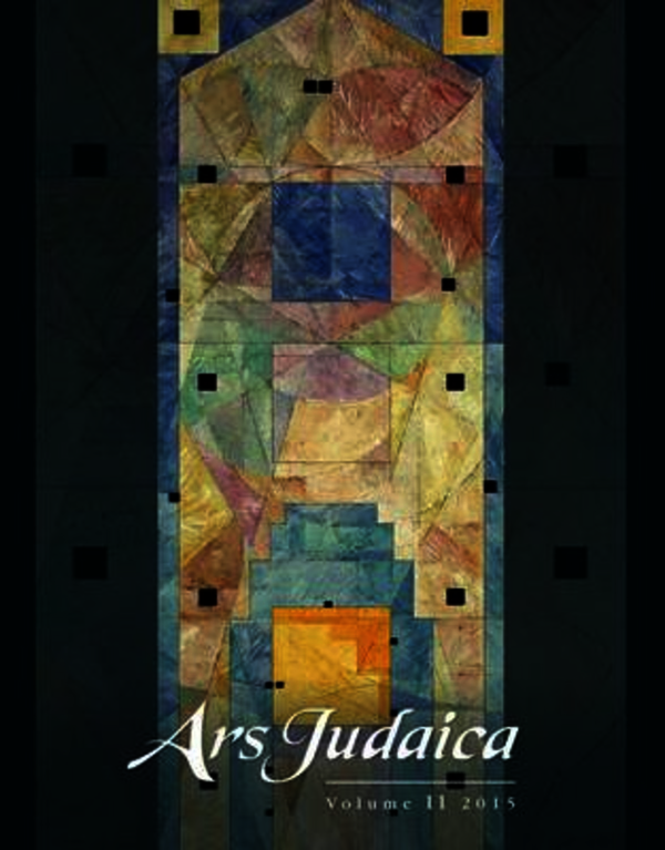 Ars Judaica: The Bar-Ilan Journal of Jewish Art, Volume 11