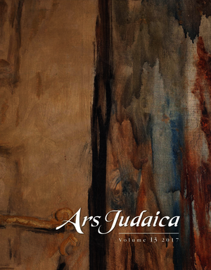 Ars Judaica: The Bar-Ilan Journal of Jewish Art, Volume 13