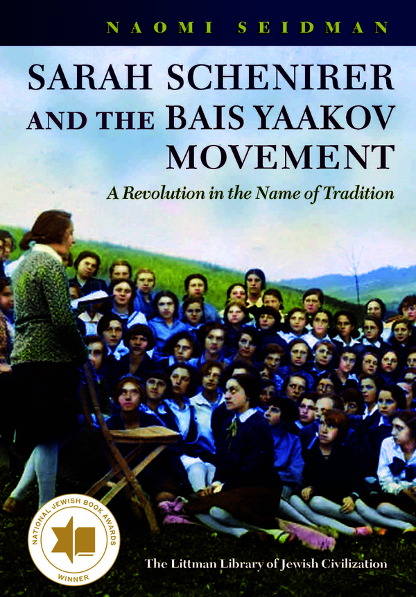 Sarah Schenirer and the Bais Yaakov Movement