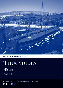 Thucydides: History Book I