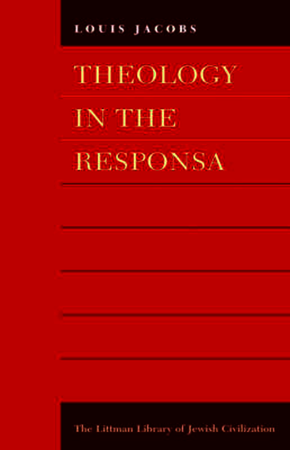 Theology in the Responsa