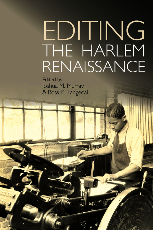 Editing the Harlem Renaissance